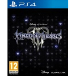 Kingdom Hearts III (3)  - PS4