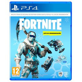 "Fortnite ""Crionizacion"" +1.000 Pavos (DL"