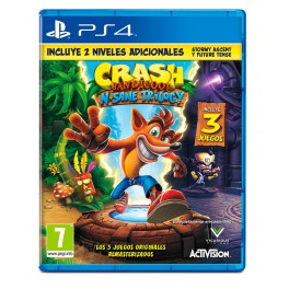 Crash Bandicoot N-Sane Trilogy 2.0 - PS4